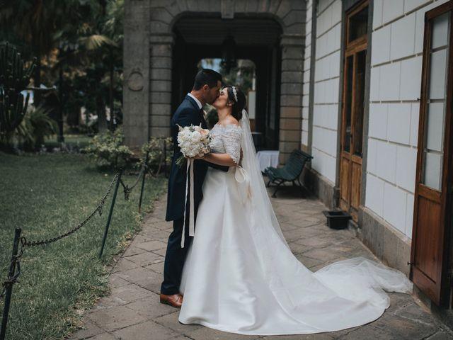 La boda de Pedro y Idoia en Arucas, Las Palmas 56