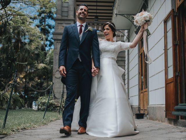 La boda de Pedro y Idoia en Arucas, Las Palmas 57