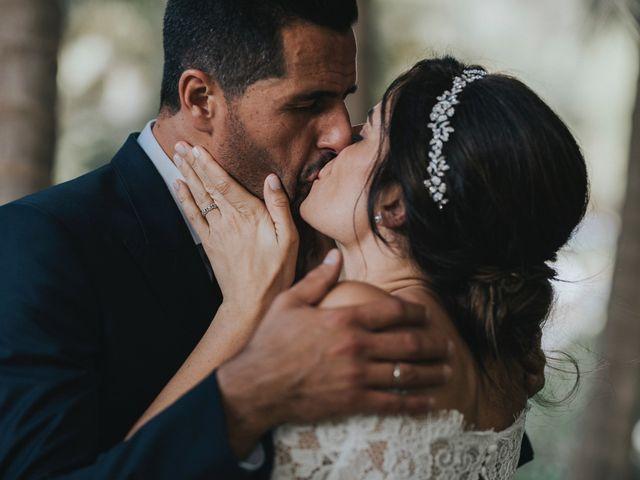 La boda de Pedro y Idoia en Arucas, Las Palmas 64