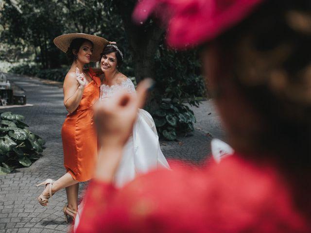 La boda de Pedro y Idoia en Arucas, Las Palmas 71