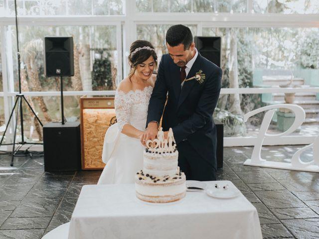La boda de Pedro y Idoia en Arucas, Las Palmas 77