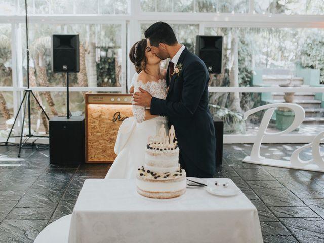 La boda de Pedro y Idoia en Arucas, Las Palmas 79