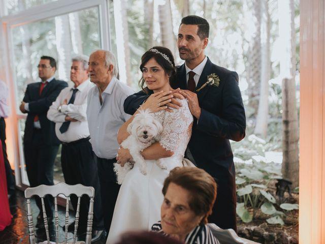 La boda de Pedro y Idoia en Arucas, Las Palmas 81
