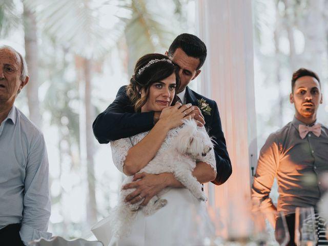 La boda de Pedro y Idoia en Arucas, Las Palmas 83
