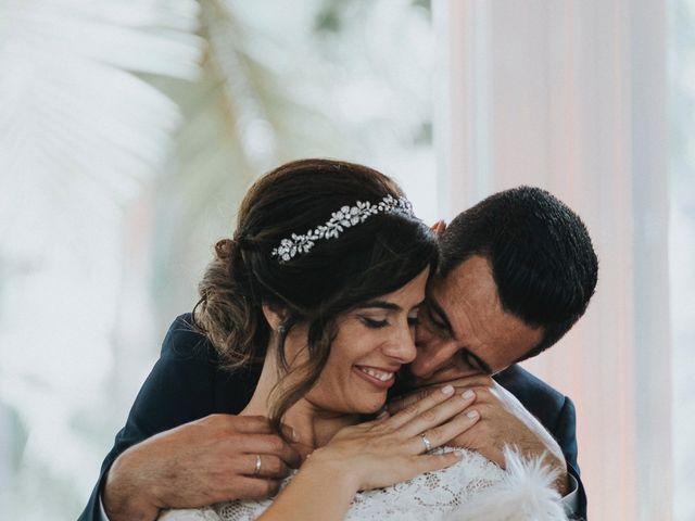 La boda de Pedro y Idoia en Arucas, Las Palmas 84
