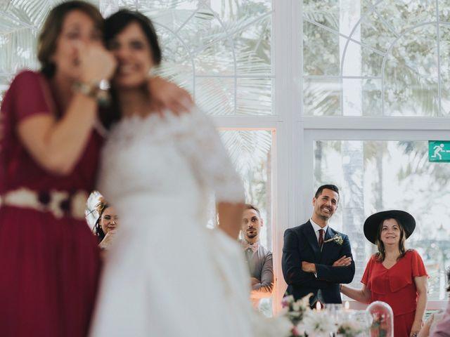 La boda de Pedro y Idoia en Arucas, Las Palmas 92