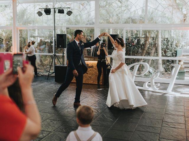 La boda de Pedro y Idoia en Arucas, Las Palmas 97