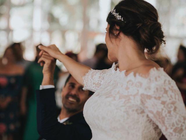 La boda de Pedro y Idoia en Arucas, Las Palmas 98