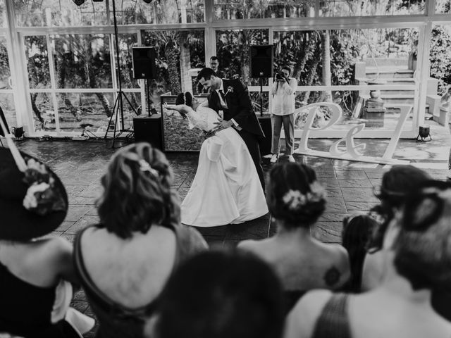 La boda de Pedro y Idoia en Arucas, Las Palmas 101
