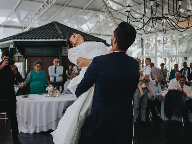 La boda de Pedro y Idoia en Arucas, Las Palmas 105