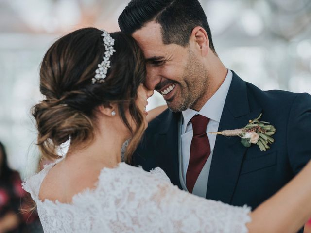 La boda de Pedro y Idoia en Arucas, Las Palmas 107