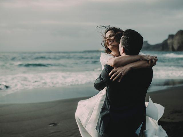 La boda de Pedro y Idoia en Arucas, Las Palmas 112