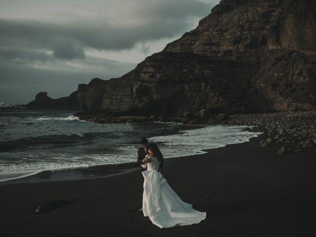 La boda de Pedro y Idoia en Arucas, Las Palmas 120