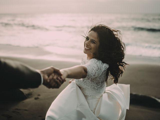 La boda de Pedro y Idoia en Arucas, Las Palmas 123