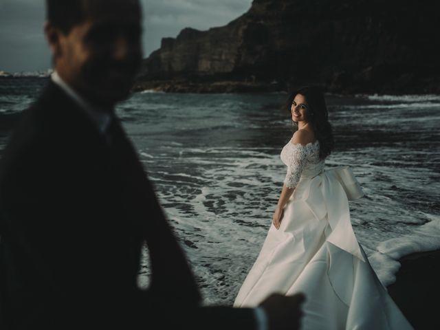 La boda de Pedro y Idoia en Arucas, Las Palmas 125