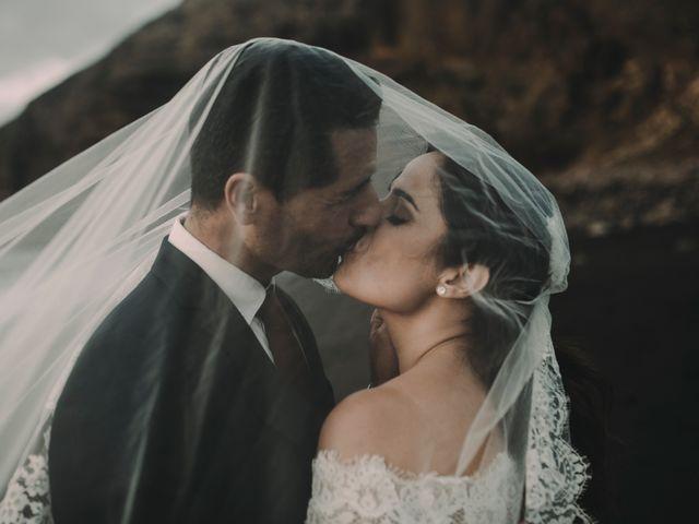 La boda de Pedro y Idoia en Arucas, Las Palmas 130