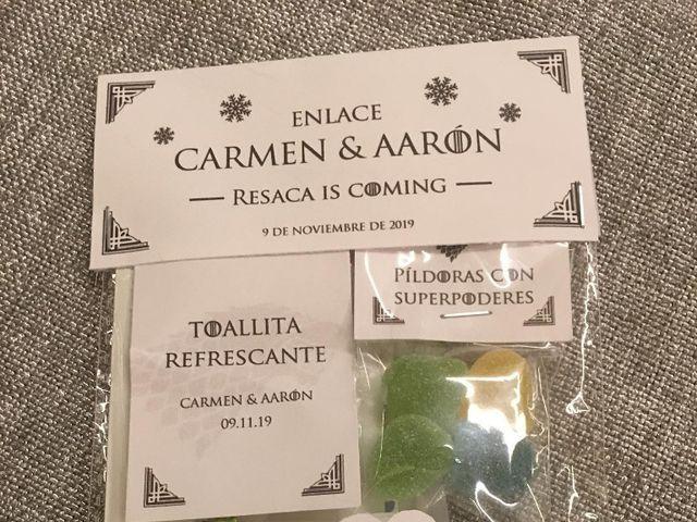 La boda de Aarón  y Carmen  en Palma De Mallorca, Islas Baleares 5