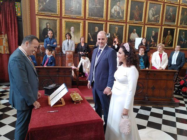 La boda de Aarón  y Carmen  en Palma De Mallorca, Islas Baleares 11
