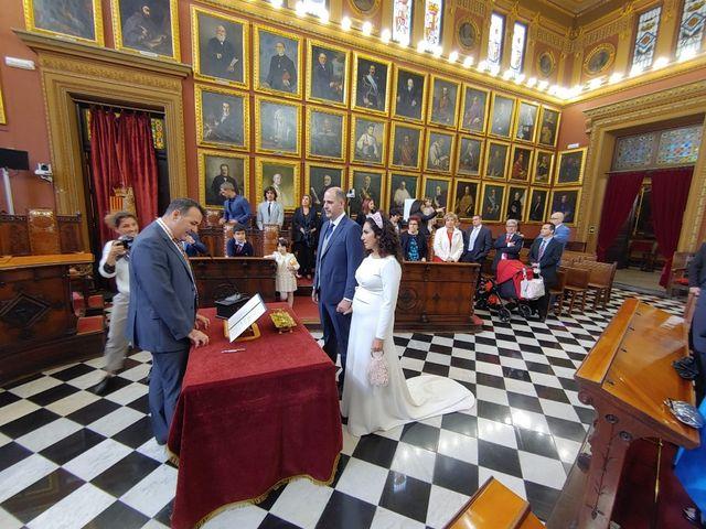 La boda de Aarón  y Carmen  en Palma De Mallorca, Islas Baleares 13