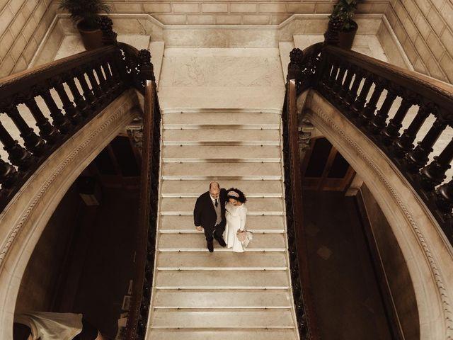 La boda de Aarón  y Carmen  en Palma De Mallorca, Islas Baleares 1