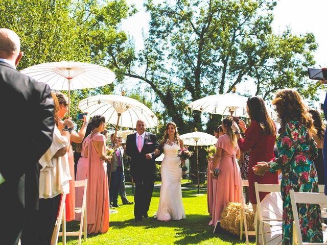 La boda de Miguel y Paula en Guadarrama, Madrid 7