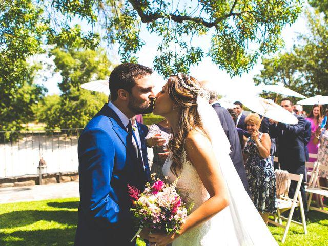 La boda de Miguel y Paula en Guadarrama, Madrid 11