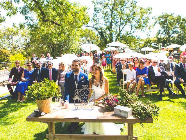 La boda de Miguel y Paula en Guadarrama, Madrid 12