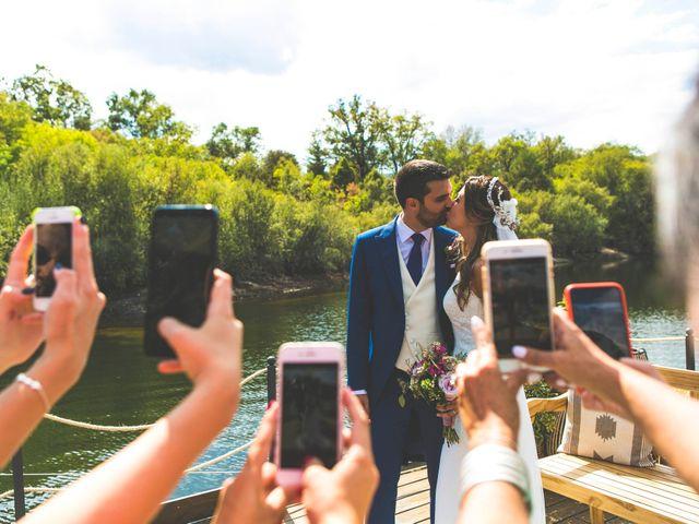 La boda de Miguel y Paula en Guadarrama, Madrid 20