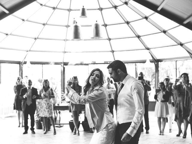 La boda de Miguel y Paula en Guadarrama, Madrid 25