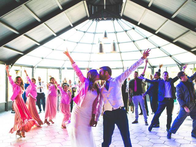 La boda de Miguel y Paula en Guadarrama, Madrid 27