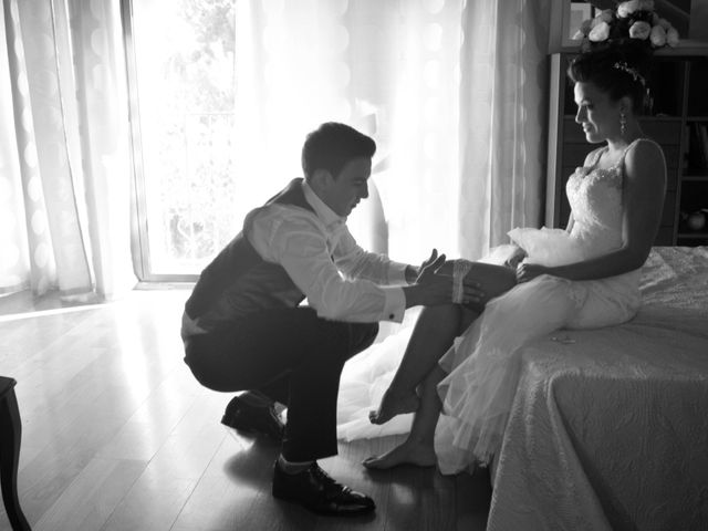 La boda de Natalia y Angel