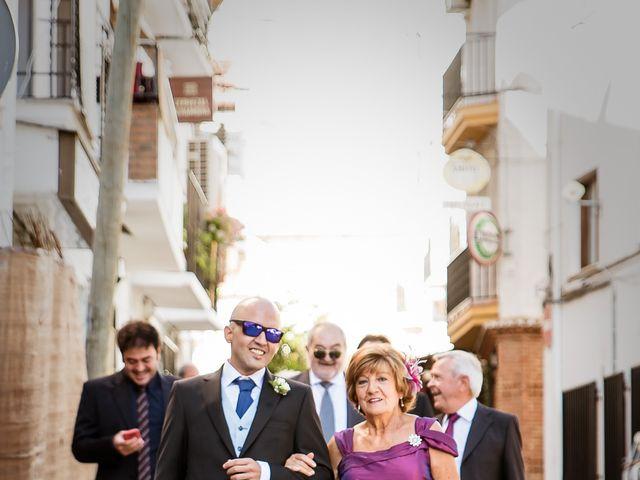 La boda de Jorge y Elena en Guejar Sierra, Granada 5
