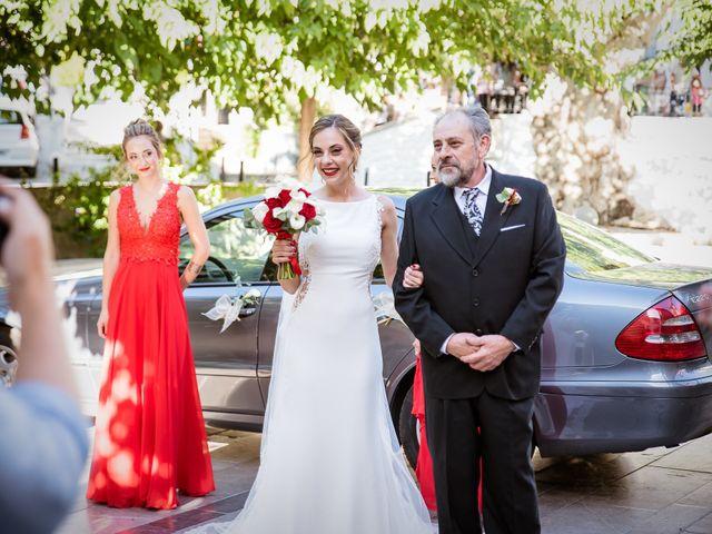 La boda de Jorge y Elena en Guejar Sierra, Granada 6
