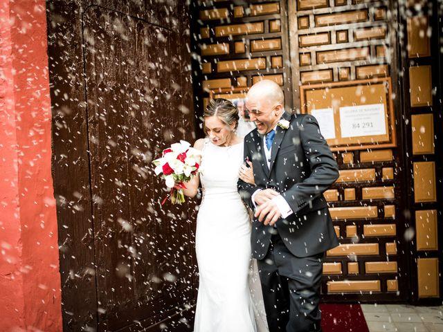La boda de Jorge y Elena en Guejar Sierra, Granada 11