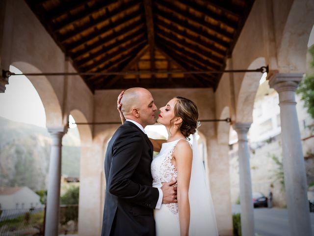 La boda de Jorge y Elena en Guejar Sierra, Granada 14