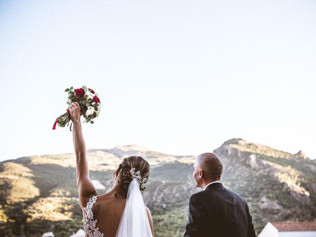 La boda de Jorge y Elena en Guejar Sierra, Granada 17