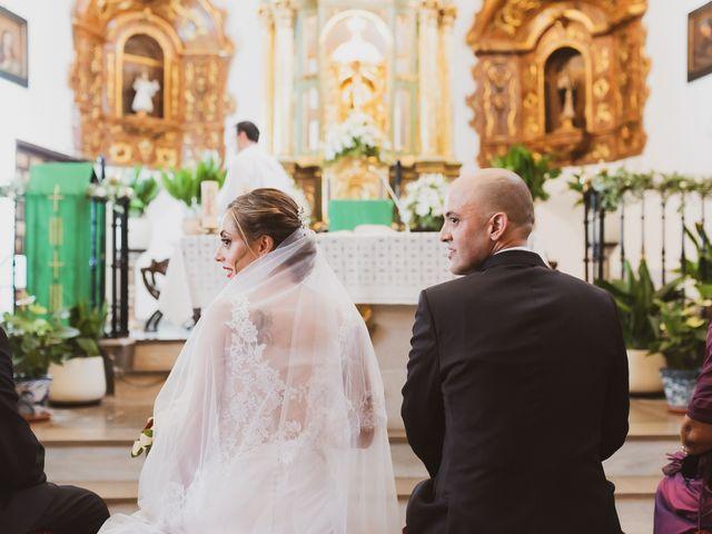La boda de Jorge y Elena en Guejar Sierra, Granada 10