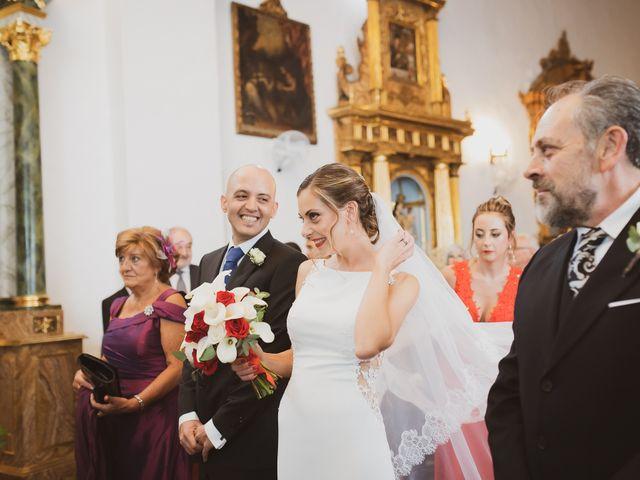 La boda de Jorge y Elena en Guejar Sierra, Granada 7