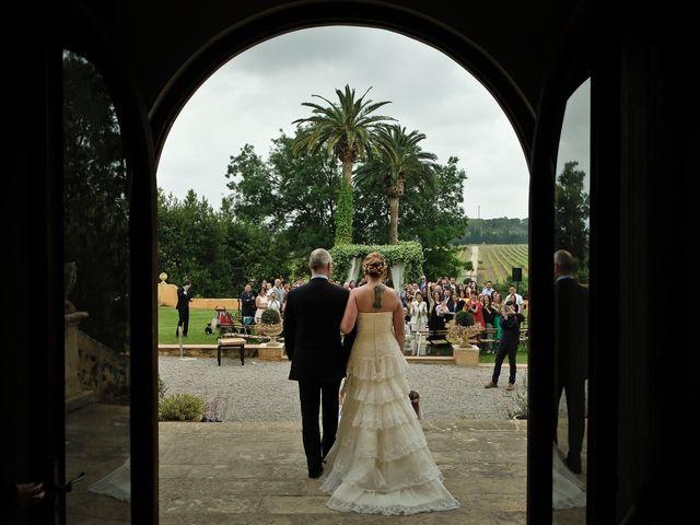 La boda de Rubén y Montse en Banyeres Del Penedes, Tarragona 21