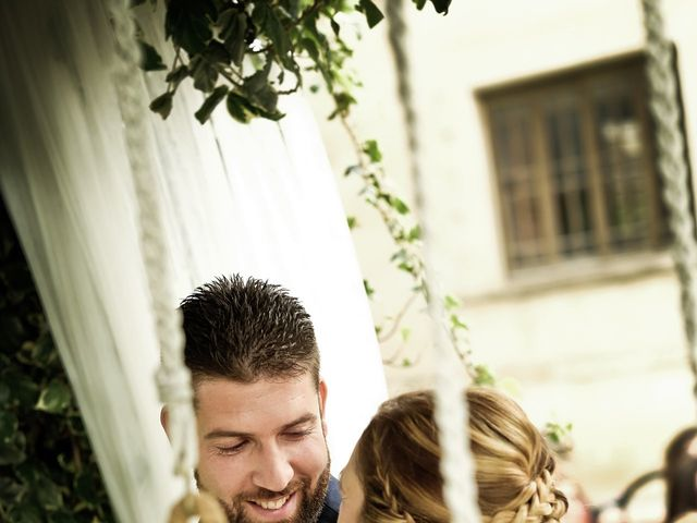 La boda de Rubén y Montse en Banyeres Del Penedes, Tarragona 23