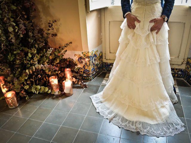 La boda de Rubén y Montse en Banyeres Del Penedes, Tarragona 40