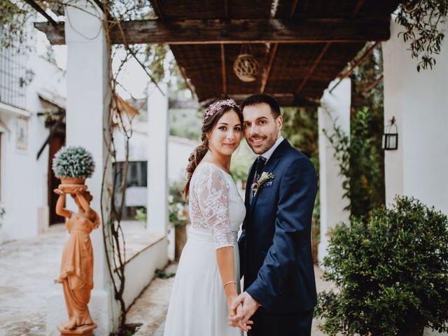 La boda de Sheila y Santi