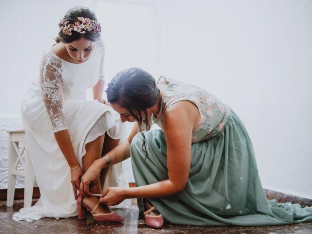 La boda de Santi y Sheila en Aielo De Malferit, Valencia 12