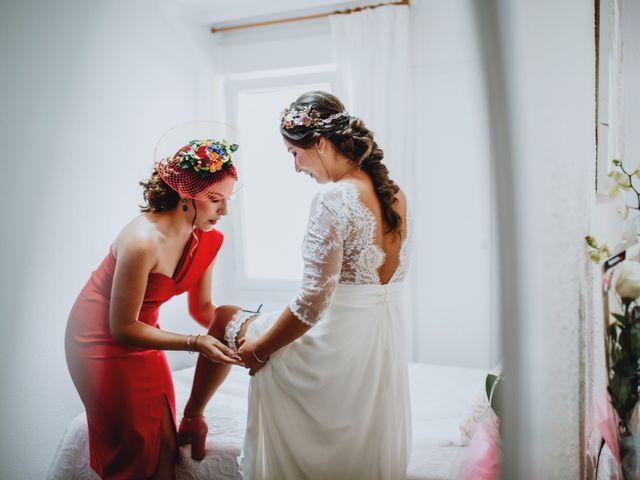La boda de Santi y Sheila en Aielo De Malferit, Valencia 22