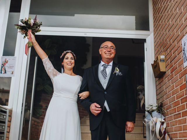 La boda de Santi y Sheila en Aielo De Malferit, Valencia 27