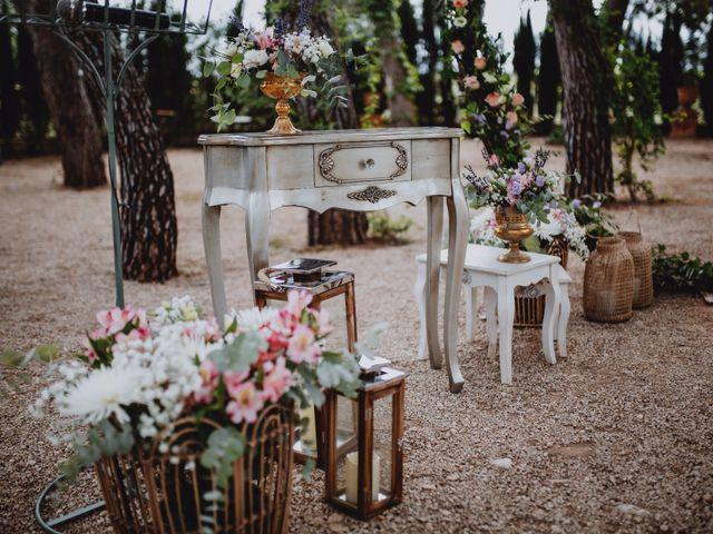 La boda de Santi y Sheila en Aielo De Malferit, Valencia 49