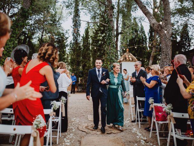 La boda de Santi y Sheila en Aielo De Malferit, Valencia 54