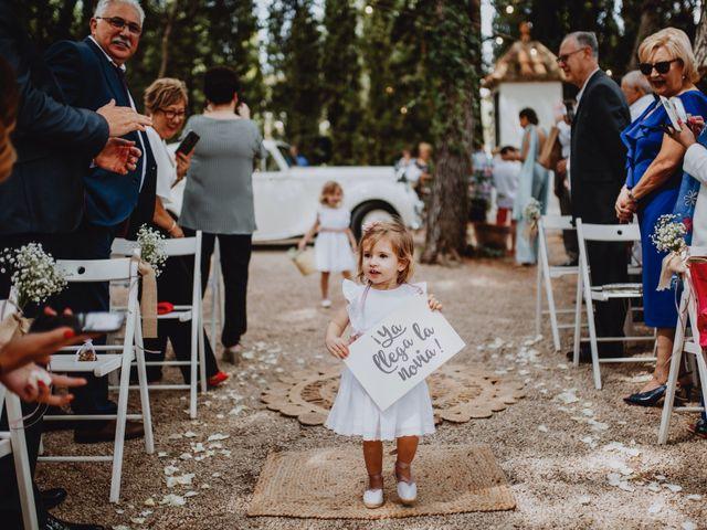 La boda de Santi y Sheila en Aielo De Malferit, Valencia 55