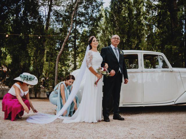 La boda de Santi y Sheila en Aielo De Malferit, Valencia 58