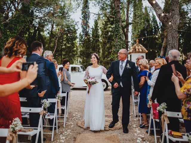 La boda de Santi y Sheila en Aielo De Malferit, Valencia 60